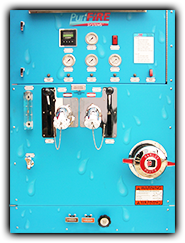 New puriFire Truck water purification panel