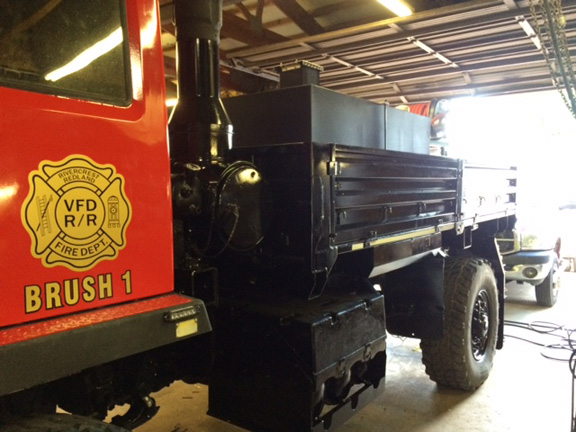 Military Tanks For Sale >> Fire Trucks for sale Neel Fire trucks - fire truck repair